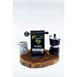 Ambruvase Brezilya Euro Dulce Santos Filtre Kahve 250 Gr - Thumbnail