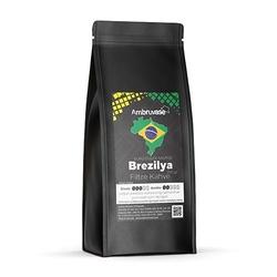 Cafe Ambruvase - Ambruvase Brezilya Euro Dulce Santos Filtre Kahve 250 Gr