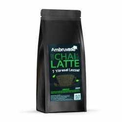 Ambruvase Chai Tea Latte 250 Gr - Thumbnail