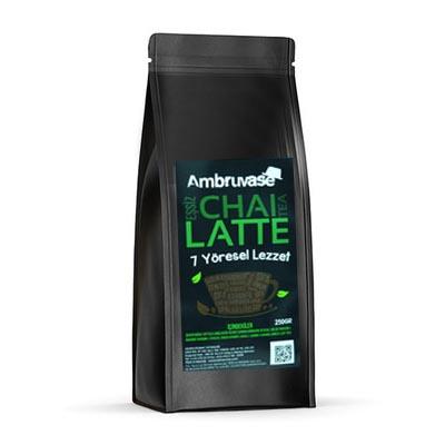 Ambruvase Chai Tea Latte 250 Gr