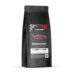 Cafe Ambruvase - Ambruvase Endonezya Sumatra Filtre Kahve 250 Gr