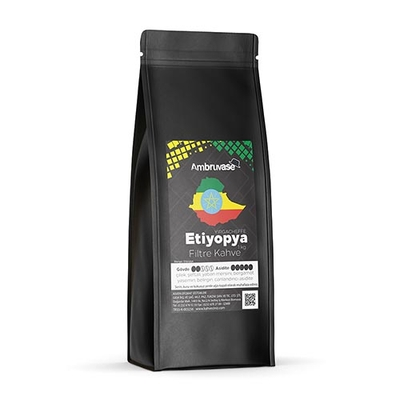 Ambruvase Etiyopya Yirgacheffe Filtre Kahve 1 Kg