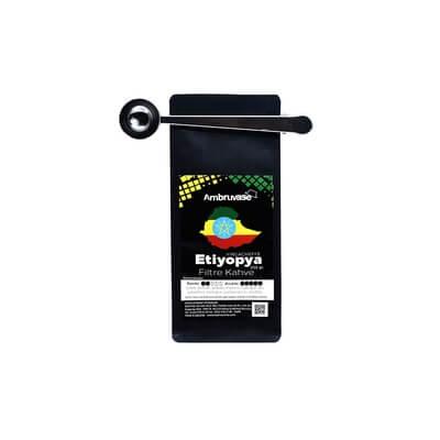 Ambruvase Etiyopya Yirgacheffe Filtre Kahve 250 Gr