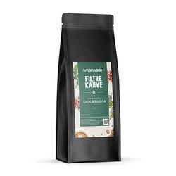 Cafe Ambruvase - Ambruvase Taze Çekilmiş Filtre Kahve 1 Kg