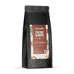 Cafe Ambruvase - Ambruvase Taze Çekilmiş Filtre Kahve 500 Gr