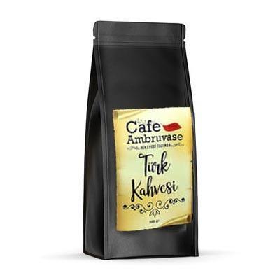 Ambruvase Filtre Kahve 500 Gr ve Türk Kahvesi 500 Gr Seti