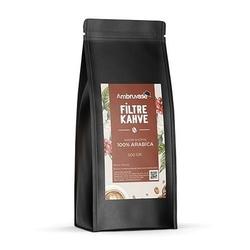 Ambruvase Filtre Kahve 500 Gr ve Türk Kahvesi 500 Gr Seti - Thumbnail