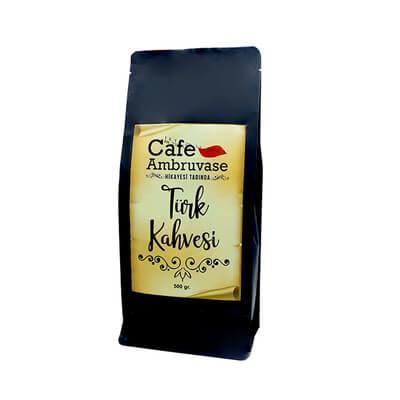 Geleneksel Taze Çekilmiş Türk Kahvesi 500 Gr