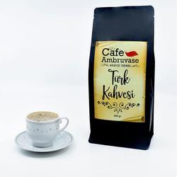 Ambruvase Geleneksel Taze Çekilmiş Türk Kahvesi 500 Gr - Thumbnail