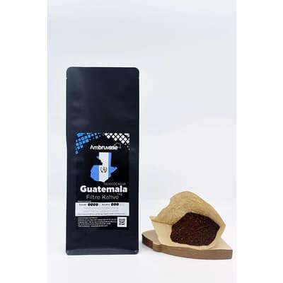 Cafe Ambruvase Guatemala Fedecocagua Filtre Kahve 1 Kg