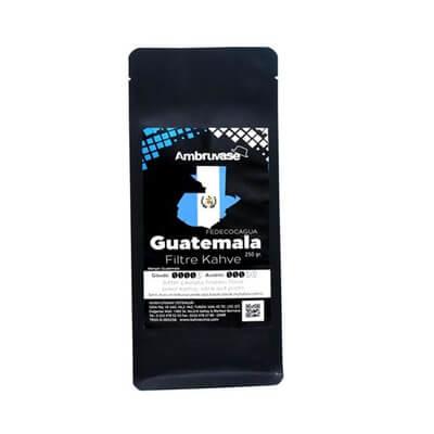 Ambruvase Guatemala Fedecocagua Filtre Kahve 250 Gr