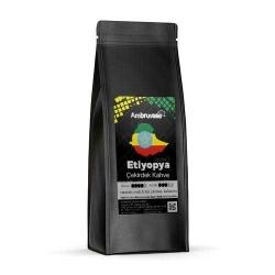 Cafe Ambruvase - Ambruvase Kavrulmuş Çekirdek Kahve Etiyopya Sidamo 1 Kg