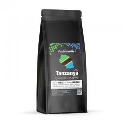 Cafe Ambruvase - Ambruvase Kavrulmuş Çekirdek Kahve Tanzanya 250 Gr