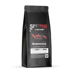 Cafe Ambruvase - Ambruvase Kavrulmuş Çekirdek Kahve Endonezya Sumatra Gr1 250 Gr