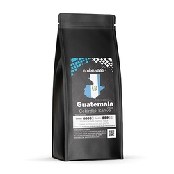 Cafe Ambruvase - Ambruvase Kavrulmuş Çekirdek Kahve Guatemala 250 Gr