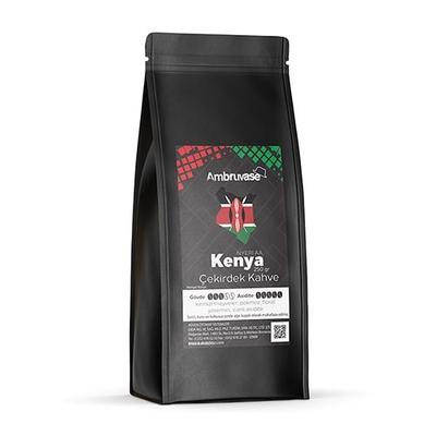 Ambruvase Kavrulmuş Çekirdek Kahve Kenya 250 Gr
