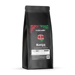 Cafe Ambruvase - Ambruvase Kavrulmuş Çekirdek Kahve Kenya 250 Gr