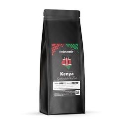 Cafe Ambruvase - Ambruvase Kavrulmuş Çekirdek Kahve Kenya AA 1 Kg