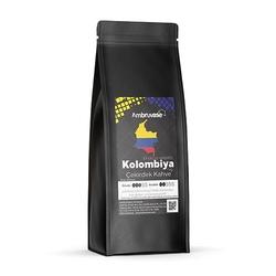 Cafe Ambruvase - Ambruvase Kavrulmuş Çekirdek Kahve Kolombiya Excelso 1 Kg
