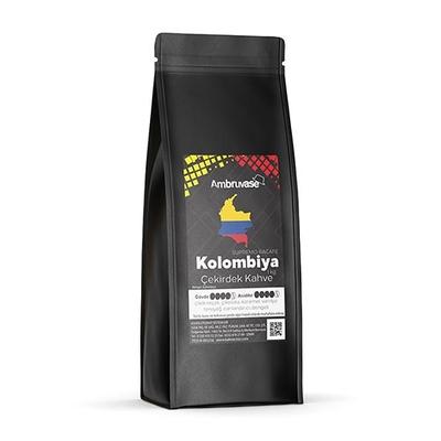 Ambruvase Kavrulmuş Kahve Kolombiya Supremo 1 Kg