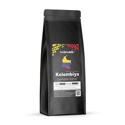 Cafe Ambruvase - Ambruvase Kavrulmuş Kahve Kolombiya Supremo 1 Kg