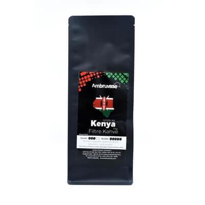 Ambruvase Kenya Nyeri AA Filtre Kahve 1 Kg