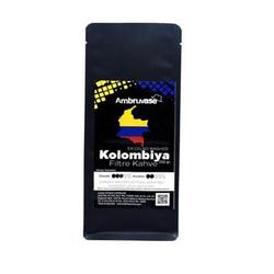 Cafe Ambruvase - Ambruvase Kolombiya Excelso Washed Filtre Kahve 250 Gr (1)