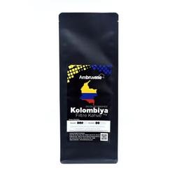 Cafe Ambruvase - Ambruvase Kolombiya Excelso Washed Filtre Kahve 1 Kg (1)