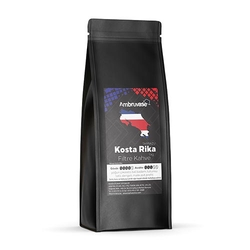 Cafe Ambruvase - Ambruvase KostaRika Tarrazu Filtre Kahve 1 Kg