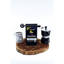 Ambruvase Kolombiya Supremo Racefe Filtre Kahve 250 Gr - Thumbnail