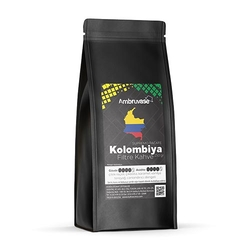Cafe Ambruvase - Ambruvase Kolombiya Supremo Racefe Filtre Kahve 250 Gr