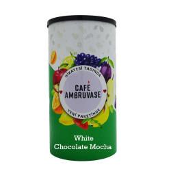Cafe Ambruvase - Cafe Ambruvase White Chocolate Mocha 1000 gr