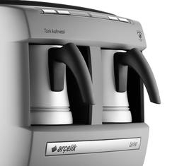 Arçelik - Arçelik K 3190 P Türk Kahvesi Makinesi