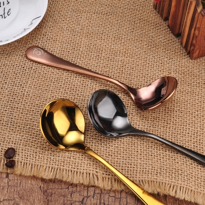 Barista Space Cupping Spoon RoseGolden P3