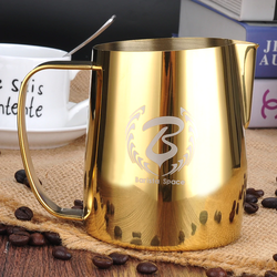 Barista Space - Barista Space Gold Pitcher 350ml F17 (1)