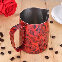 Barista Space - Barista Space RedRose Pitcher 350 Ml F15
