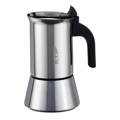 Bialetti Moka Pot Çelik Venüs 4 Cup