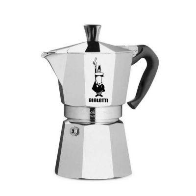 Bialetti Moka pot Express 2 Cups T0990001168