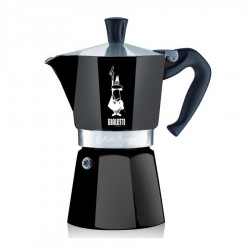 Bialetti - Bialetti Moka Pot Express 3 Cup - Siyah