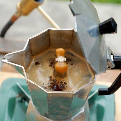 Bialetti Moka pot Express 4 Cups