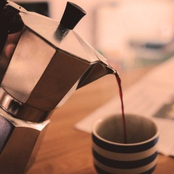 Bialetti Moka Pot Express - 6 Cup - Thumbnail