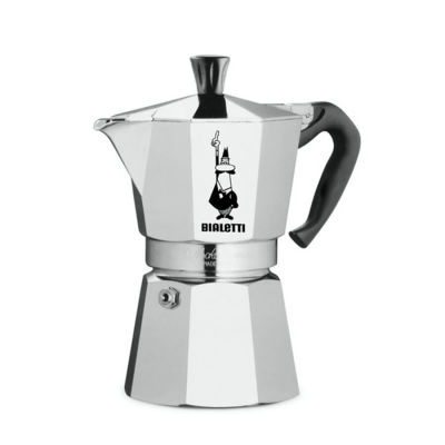 Bialetti Moka pot Express 6 Cups - T0990001163