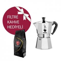 Bialetti - Bialetti MokaPot Express 2 Cup & Lamborghini Filtre Kahve Hediyeli !