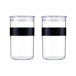 Bodum - Bodum Kahve Saklama Kabı Seti 2 Li 1 Lt