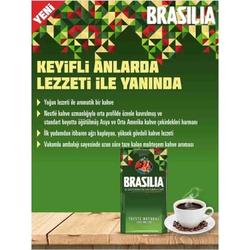 Nescafe - Brasilia Filtre Kahve 500 Gr (1)