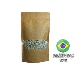 Cafe Ambruvase - Ambruvase Brezilya Santos 17/18 Çiğ Kahve Çekirdeği 250 Gr