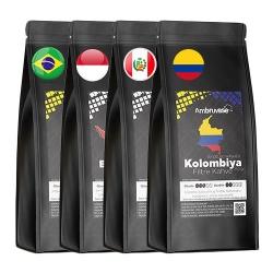 Cafe Ambruvase - Dünya Filtre Kahveleri Seti 1