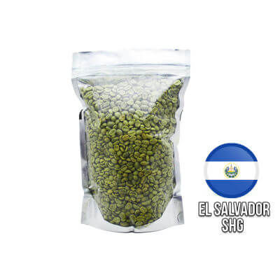 Ambruvase El Salvador SHG EP Çig Kahve Çekirdegi 1 Kg