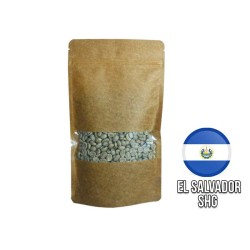 Cafe Ambruvase - Ambruvase El Salvador SHG EP Çiğ Kahve Çekirdegi 250 Gr