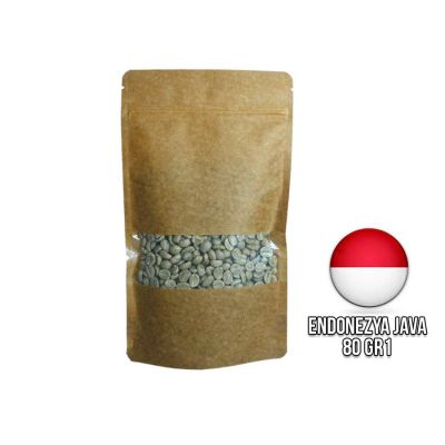 Ambruvase Endonezya Java Çig Kahve Çekirdegi 250 Gr